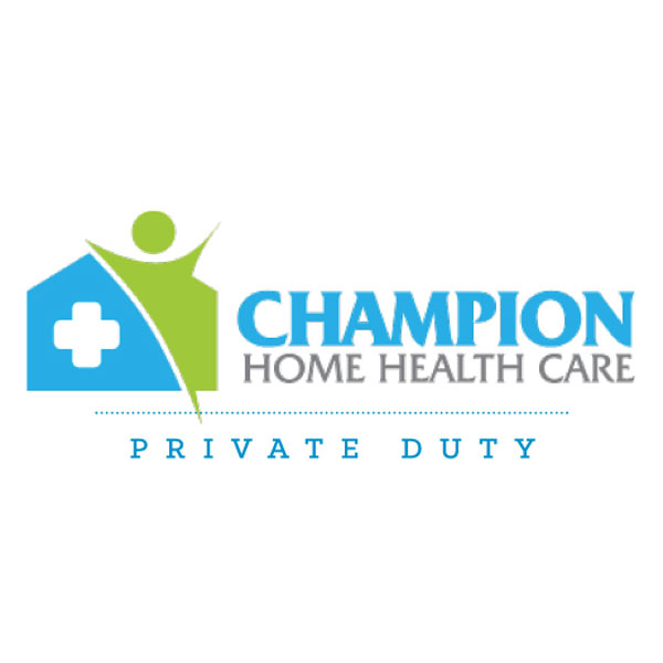 Champions Home Health Care BCMS Symposium sponsor